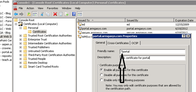 Using Host Headers and SSL in IIS 7 (without the ugliness of