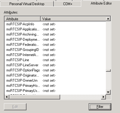 Remove Lync from Active Directory | ArmgaSys Blog